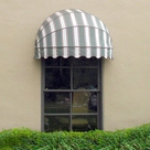 Cafe Dome Awnings