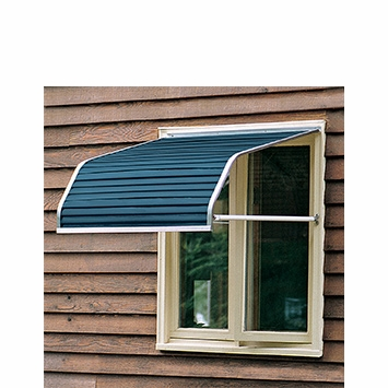 Polar Metal Window Awnings
