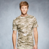 Anvil Camouflage T-Shirt