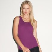 Bella Ladie's Baby Rib Tank Top