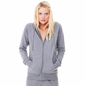 Bella Ladies' Full-Zip Hoodie