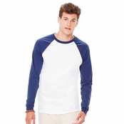 Canvas Men's Baseball T-Shirt