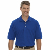 Extreme Men's Cotton Blend Pique Polo Shirt