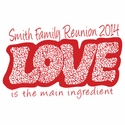 Family Reunion T-Shirt Design R1-10