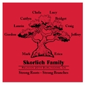 Family Reunion T-Shirt Design R1-18