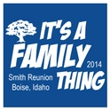 Family Reunion T-Shirt Design R1-26