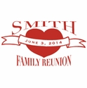 Family Reunion T-Shirt Design R1-5