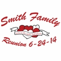 Family Reunion T-Shirt Design R2-1