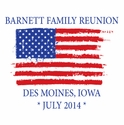 Family Reunion T-Shirt Design R2-7