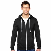Fruit of the Loom Sofspun 100% Cotton Full-Zip Hoodie