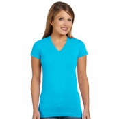 LAT Junior V-Neck T-Shirt