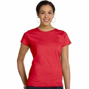 LAT Ladies' Fine Jersey Longer Length T-Shirt