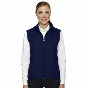 North End Ladie's Full-Zip Lightweight Windvest