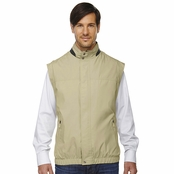 North End Men's Full-Zip Lightweight Windvest