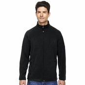North End Men's Microfleece Full-Zip Jacket