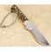 Fernandez Hunting Knife Black Palm