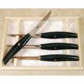 Hiro AS 4pc Steak Knife Set