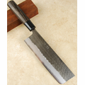Itto-Ryu Hammered White #2 Nakiri 175mm