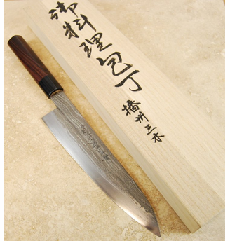 Itto-Ryu Rentetsu Hand Forged White #1 Gyuto 210mm