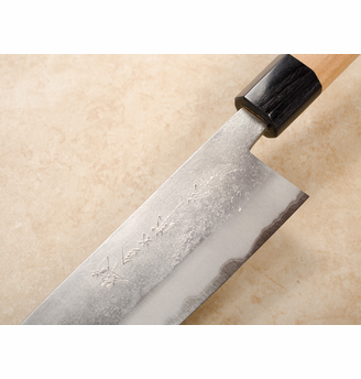 Kanehiro AS Santoku 165mm