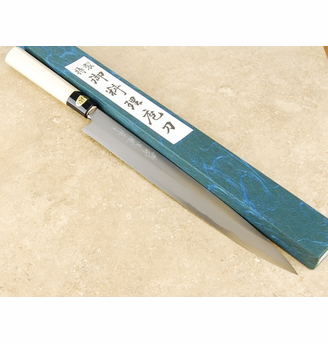 Kitaoka 270mm Yanagiba Blue #2