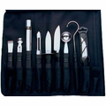 Messermeister 10pc Garnishing Kit