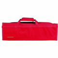 Messermeister 8pc Knife Roll   RED
