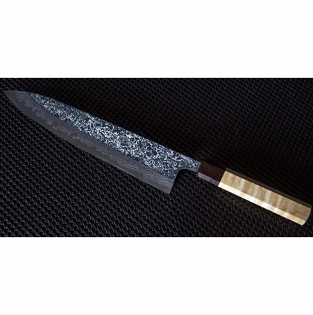Richmond Damascus 240mm Gyuto Maple