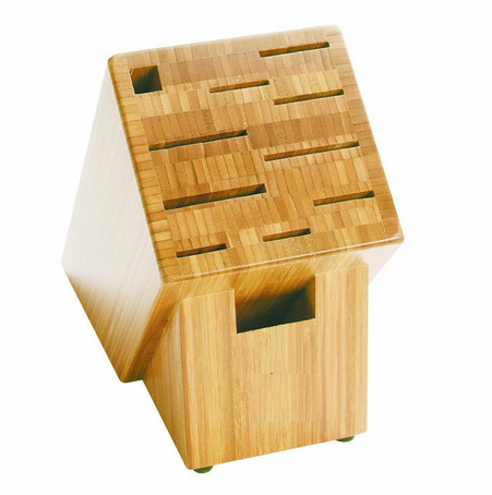 Shun 11 Slot Knife Block