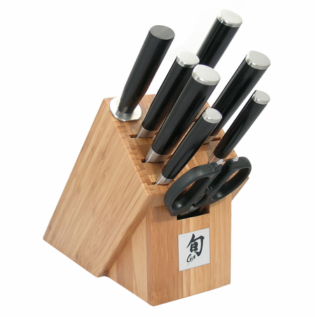 Shun Classic 9 Pc Set w/ $50 Gift Card