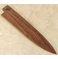 Siglinda Walnut Saya for Takeda 240mm Yanagi