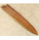 Siglinda Walnut Saya for Takeda 270mm Yanagi