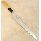 Suisin Inox Honyaki Sujihiki 240mm with Free Saya