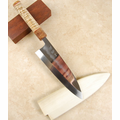 Sukenari Honyaki Deba 180mm No Handle