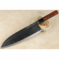 Takeda Stainless Clad Gyuto Medium 250mm Video Sale