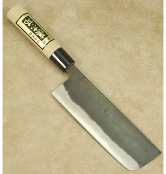Tojiro Shirogami Nakiri 165mm