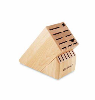 Wusthof 17 Slot Knife Block