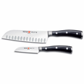 Wusthof Ikon 2 Pc Asian Set CLOSEOUT