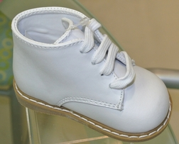 Leather Hi Top Shoes Walking Ankle Shoes by Baby Deer