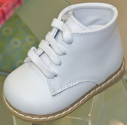 Baby Leather Hi Top Shoes Walking Ankle Shoes By Baby Deer