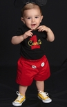 Custom and Smocked Boy's Disney Clothing & Personalized Mickey Mouse Outfits & Shirts