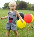 Custom Children's Disney Clothing & Personalized Mickey Mouse Outfits & Shirts