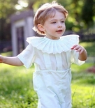 Boys Heirloom Outfits for Ring Bearers, Portraits, Easter & Special Occasions