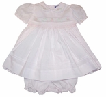 Carriage Boutiques Dress & Bloomers Pink Bullions