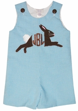Monogram Bunny Rabbit John John or Longall