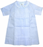 Feltman Brothers Blue Day Gown Perfect for Bringing Baby Home