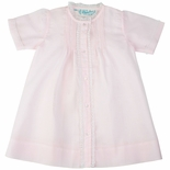 Feltman Brothers Pink Day Gown for Bringing Baby Home