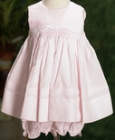 Feltman Brothers Baby Girl's Pink Sleeveless Dress.