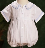 Feltman Brothers Baby Boy's Romper Bubble.