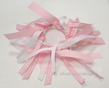 Girl's Ribbon Hair Streamers In Various Colors.